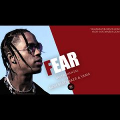 Travis Scott Type Beat | Fear (ft. Moh Beatmaker)
