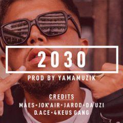 Instru Rap Futuriste | 2030