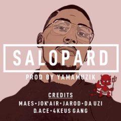 Instru rap Mélodieuse Type MAES | Salopard