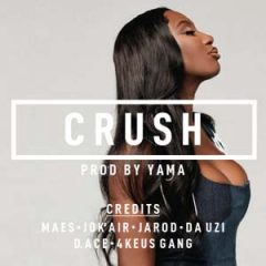 Instru Pop Urbaine type NAZA x AYA | Crush