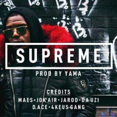 Ninho x Rim'K Type Beat | Supreme